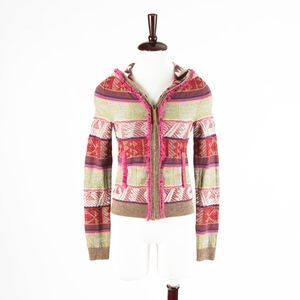 Moth ANTHROPOLOGIE Knit Hooded Sweater - Size XS